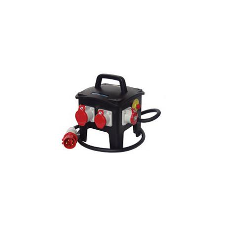 COFFRET ELECTRIQUE SIMPLE ETAGE 380A/32A