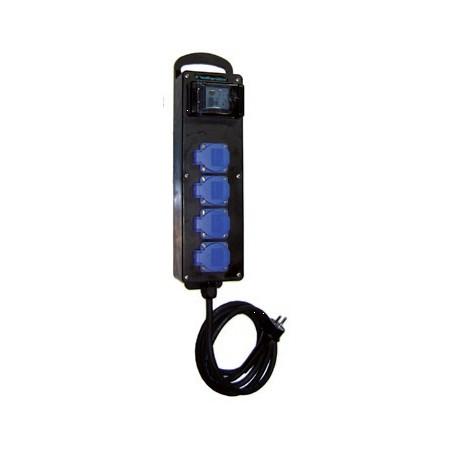 COFFRET ELECTRIQUE A SUSPENDRE 230V/16A